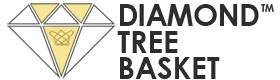 Diamond Tree Basket Logo